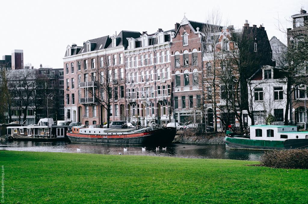 Amsterdam, Plantage