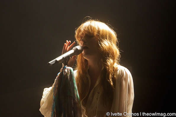 Florence and the Fachine @ Coachella 2015 Weekend 2 - Sunday