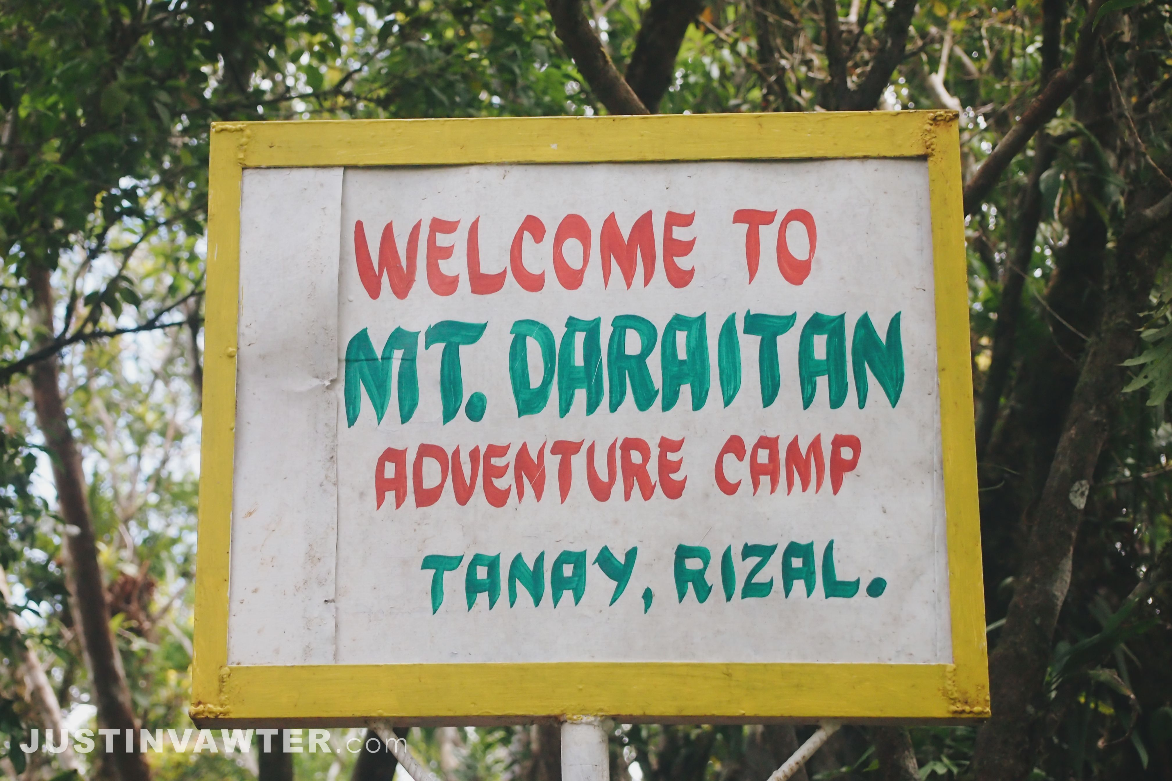 Mt. Daraitan