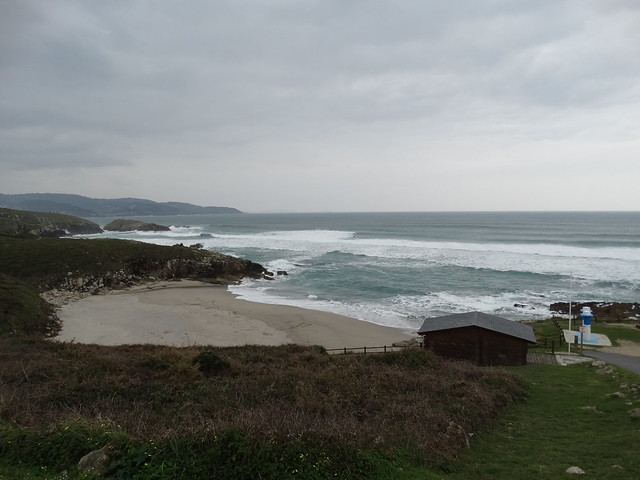 Playa de Repibelo en Arteixo