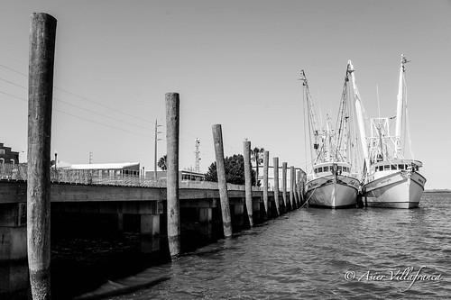 usa port boat fishing florida oyster estadosunidos apalachicola