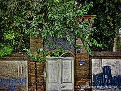 Abandoned Mansion Tehran Iran