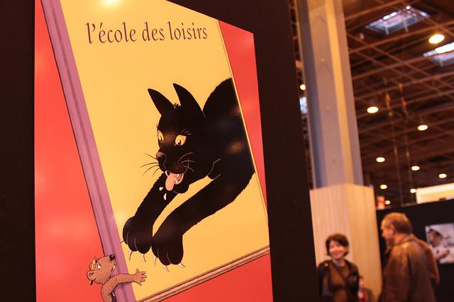 50 ans l'école des loisirs - Salon du Livre de Paris 2015
