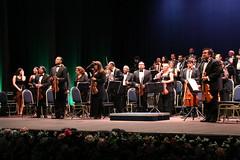 Primer concierto OSA