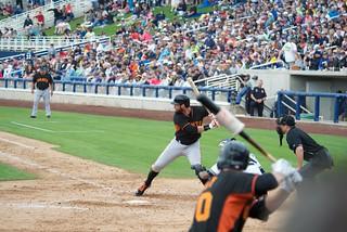 Giants Spring Training Marysville Baseball Park 3-2015