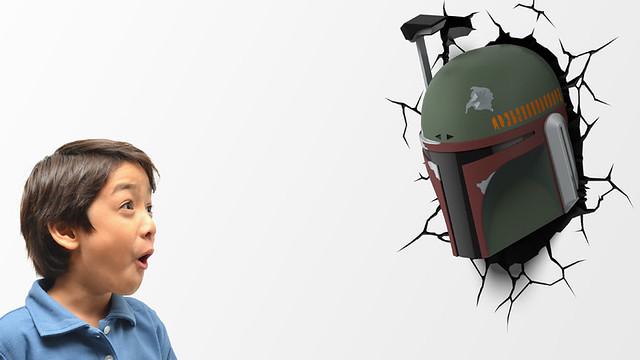 3D LIGHT FX【星際大戰】Star Wars 原力來襲!!