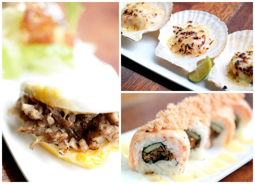 Tanuki Raw's Freshly Shucked Oysters