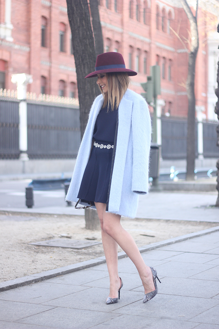 Blue Coat and Burgundy Hat05