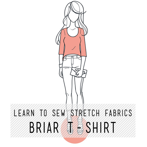 Briar tshirt workshop
