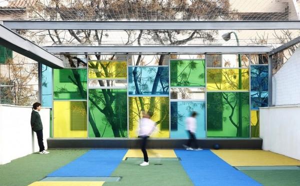 20 thiết kế kiến trúc trường học độc đáo-Phần 3