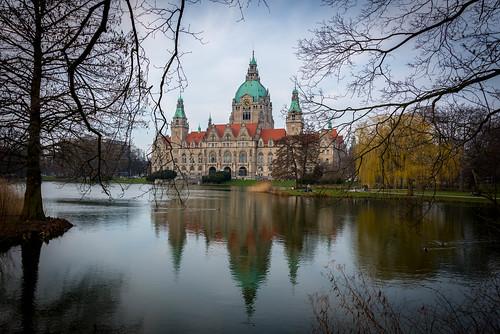 Hannover dalla vita di Carlo Emilio Gadda