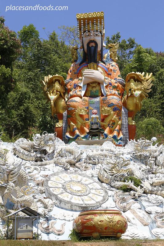 Phra Phothisat Kuan Im Nakhon jade emperor