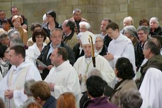 Messe Chrismale 2015 à La Grand Combe