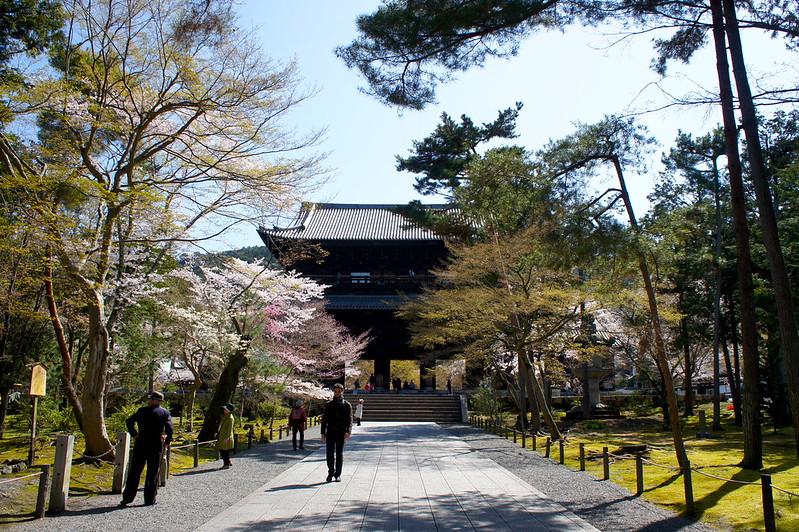 三門/南禅寺(Nanzen-ji Temple / Kyoto City) 2015/04/02