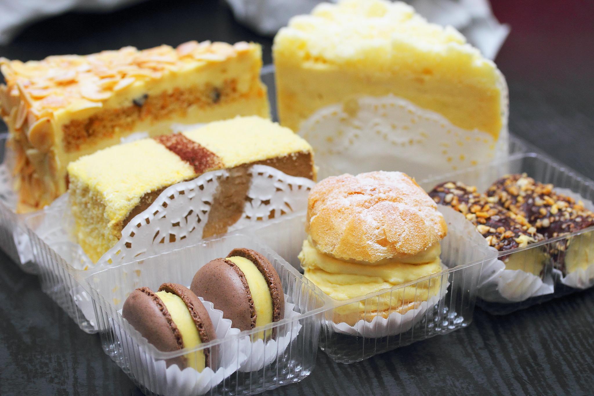 Durian Mousse Cake Recipe