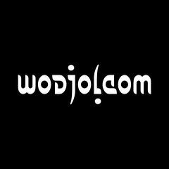 ambigram black white wodjol