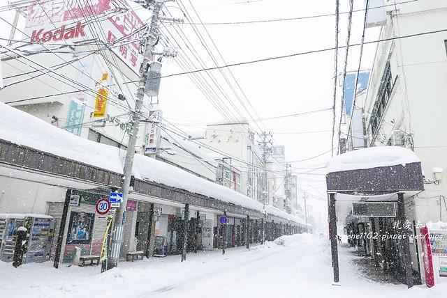 20150214米澤雪燈籠-04米澤市區-1320942