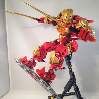 Tahu, Master of Fire (2.0 version) 19