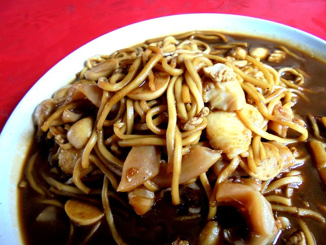Pahlawan Cafe Foochow fried noodles 3