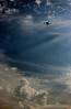 UAV with fiber optic cable. Photo by Robert Predosa