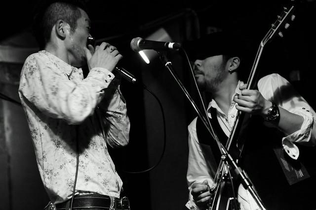 Los Blues Perfunos live at Powers 2, Kawasaki, 04 Apr 2015. 179