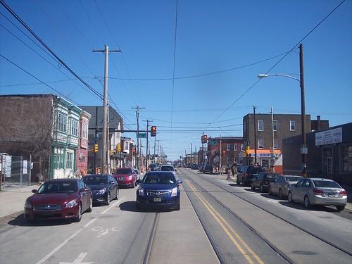 Woodland Av & 56th St