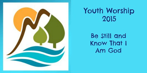 Youth Worship 2015 Logo