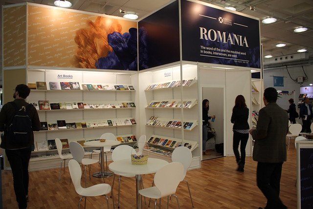 Romania - London Book Fair 2015