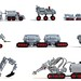 Blip Vehicles by Legoloverman