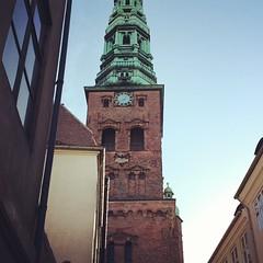 #københavn #kirke #murer #sommer