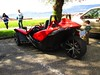 Polaris Slingshot rear