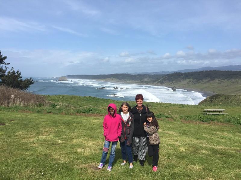 The Oregon Coast Rocks!