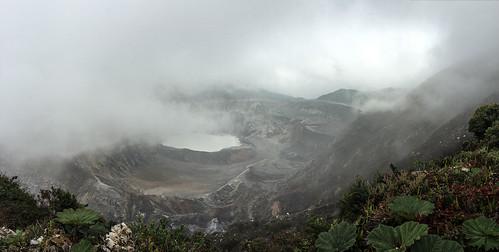 Volcan Poas: magnifique !