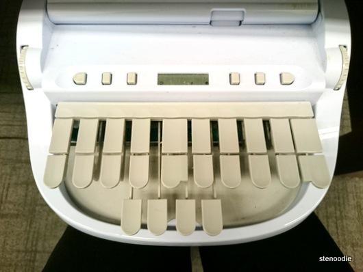 stenograph keyboard