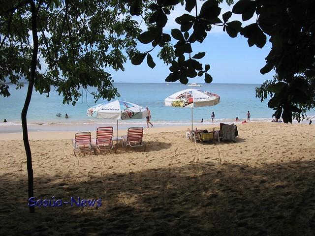 Playa Sosúa (Sosúa beach), November 2003