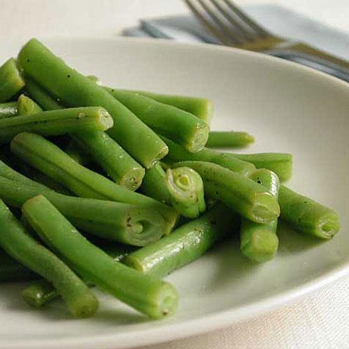 2. Lemony Green Beans