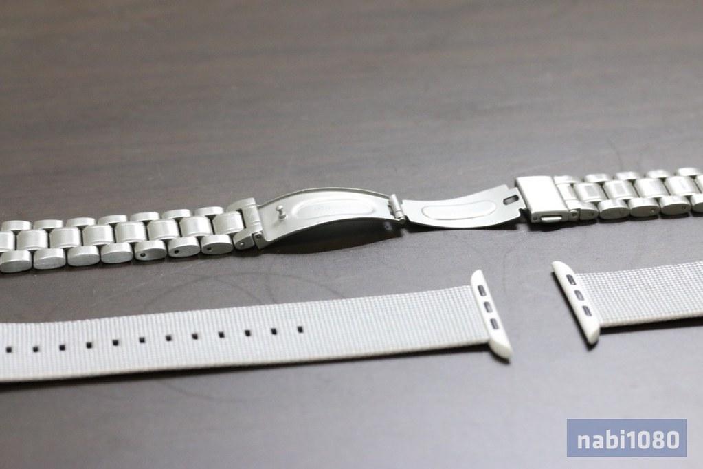 Apple Watch ウーブンナイロンバンド10