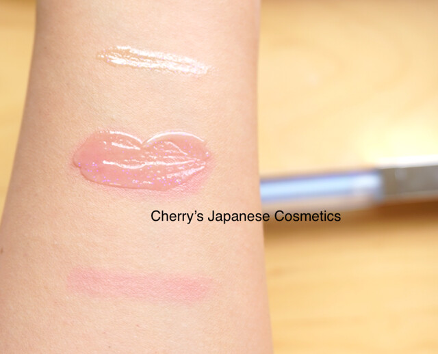 RMK Lip Jelly Gloss with Chicca