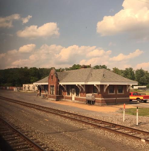 pennsylvaniarailroad amtrakviews railroadscenes transportation pennsylvania