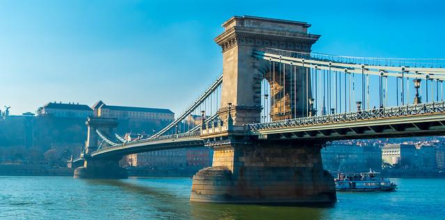 Széchenyi Chain Bridge, Budapest