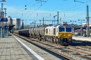 247026-8 / 1266 426-6 Euro Cargo Rail München Ostbahnhof 03.03.15
