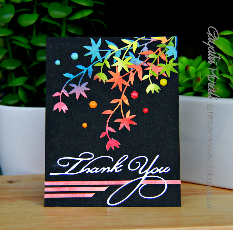 Thanks you card 1