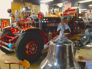 The Fire Museum of the Greater Chicago.