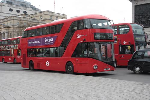 LT286 LTZ1286 New Routemaster