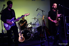 X Ambassadors @ Empire Garage (03/20/15)