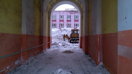 дворик норильск
