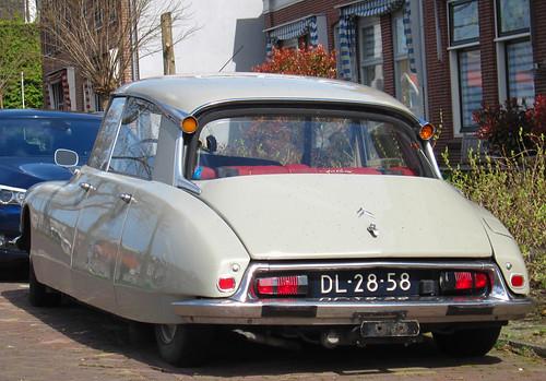 1967 Citroën ID 19 B