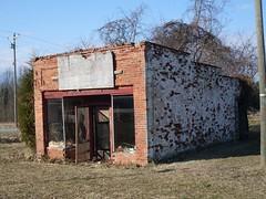 Abandoned Store, Mecklenburg County, Va