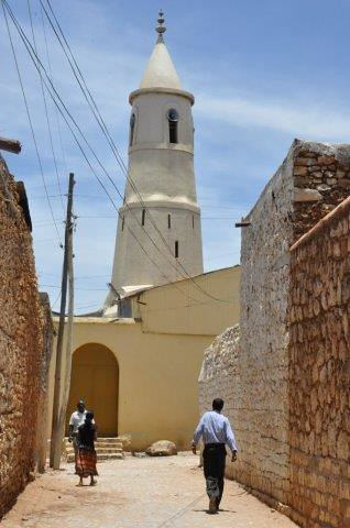 Mosque, Harar, Ethiopia