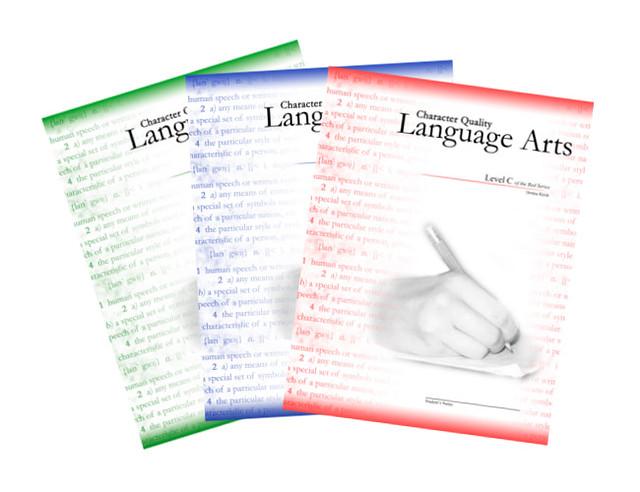 Character Quality Language Arts